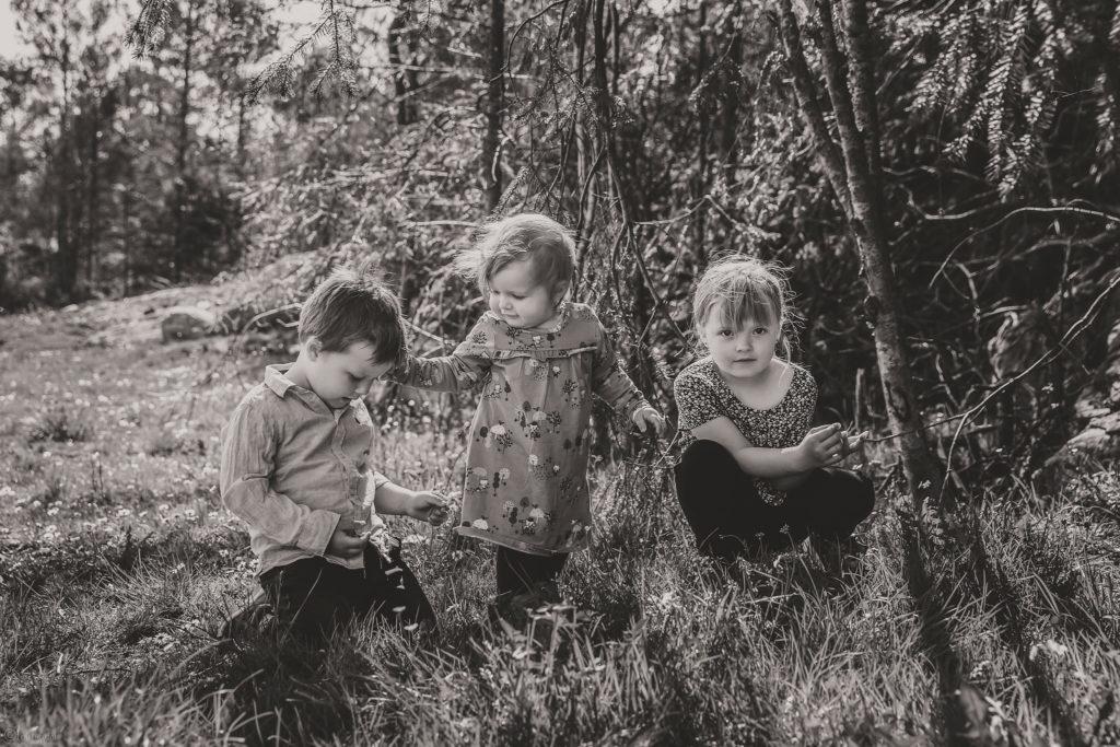 Ta med barna ut i naturen!