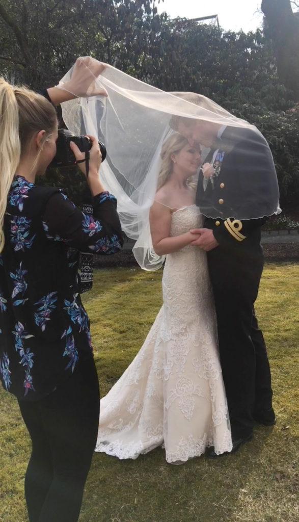 Allerede i 2019 hadde Lene 10 års jubileum som bryllupsfotograf.