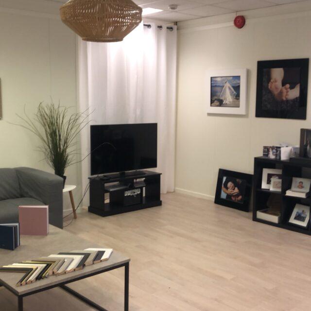Nytt studio i Åsane